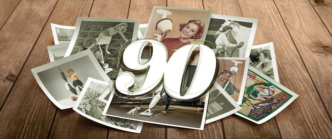 90 Години Kobold