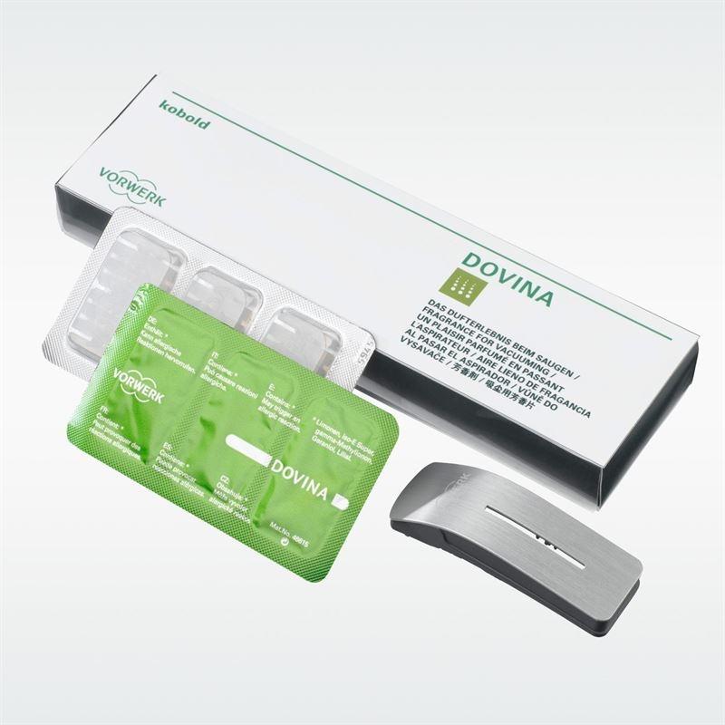 Ароматизатор Dovina - пролетен аромат + чип