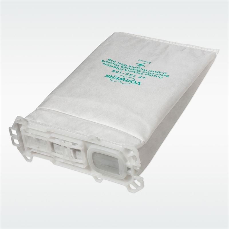 Филтърни торби с активен въглен(6бр) VK135/136